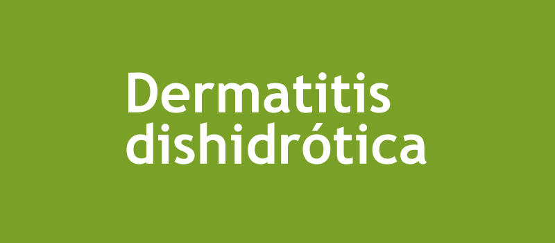 Dermatitis-dishidrótica